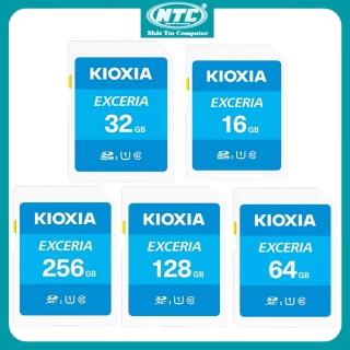 [HCM]Thẻ nhớ SDXC Kioxia Exceria 16 32 64 128 256GB UHS-I U1 100MB s (Xanh) - Formerly Toshiba Memory - Nhất Tín Computer thumbnail