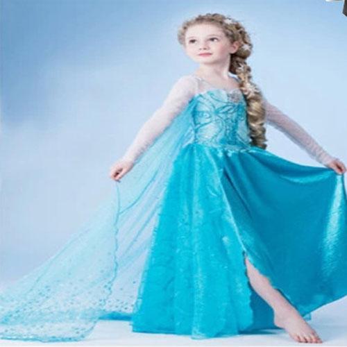 Giá bán Đầm công chúa bé gái elsa D182