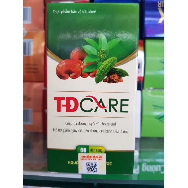TĐ CARE -( td care )hỗ trợ tiểu đường / tđcare / tdcare