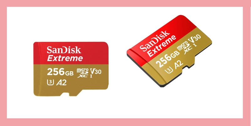 Mua 2 Cái Giá Tốt [Bảo Hành 3 Năm] Thẻ nhớ MicroSD Samsung EVO Plus 4K 256GB 100MB/s 256GB Box Anh - Hàng Chính Hãng