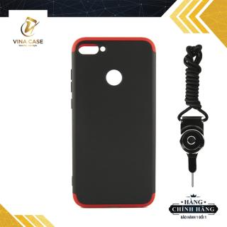 Ốp Lưng Honor 9N 9i Lite Bảo Vệ 360 Điện Thoại (Sản Phẩm Có 2 Màu) - Tặng kèm dây đeo điện thoại thumbnail