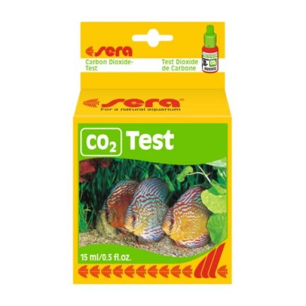 Test kit CO2 hãng Sera kiểm tra thông số Carbon Dioxide trong nước ao hồ nuôi tôm cá