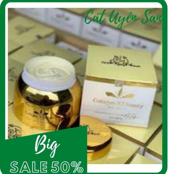 Kem dưỡng da toàn thân thân collagen x3 luxury đều màu, sáng mịn, bật tông, chống nắng