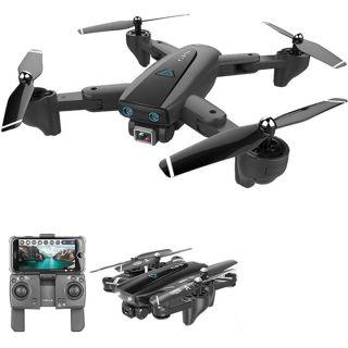Flycam mini Camera CSJ S167GPS gấp gọn động cơ không chổi than thumbnail
