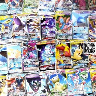 Bài Pokemon Thường cán bóng 1 mặt ngẫu nhiên (CAM KẾT KHÔNG TRÙNG) TẶNG 1 lá phản quang đặt biệt khi mua 20 lá [ 1459 R A ] 5