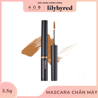 Mascara Chân Mày Lilybyred SKINNY MES BROW MASCARA (3.5g) - HSD 21 09 2021 thumbnail