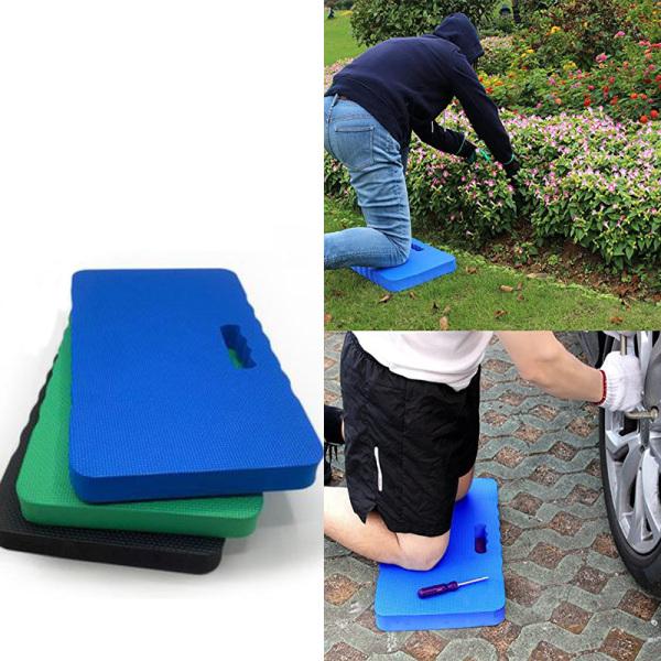 Thicken Kneeling Pad High Density Foam Garden Kneeler Cushion For Garden Garage Work Baby Bath Tub Bathing Yoga Exercise Knee Protection