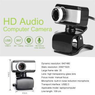 Camera USB HD 480P Với Microphone, Trực Tuyến Webcam Máy Ảnh Với Mic Web Cam Cho Máy Tính PC Máy Tính Xách Tay Máy Tính Để Bàn Ổ Đĩa Miễn Phí Máy Tính Để Bàn Máy Ảnh Máy Tính