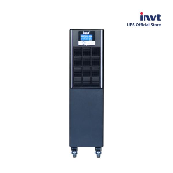 Bảng giá Bộ lưu điện UPS HT1110XS 10kVA 220V/230V/240V (đã tích hợp ắc quy) của thương hiệu INVT Phong Vũ