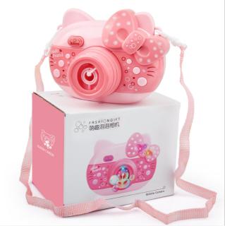 [Mẫu HOT] Đồ chơi máy ảnh thổi bong bóng tự động có nhạc đáng yêu cho bé, máy thổi bong bóng tự động, máy bắn bong bóng thumbnail