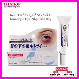 Kem THÂM QUẦNG NHĂN MẮT Kumargic Eye Nhật Bản 20g mờ thâm quầng mắt, bọng mắt, giảm nếp nhăn, vết chân chim thumbnail