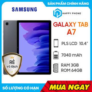 Máy Tính Bảng Samsung Galaxy Tab A7 (2020) T505 (3GB/64GB) - Hàng chính hãng, mới 100%, Nguyên Seal, Bảo hành 12 tháng