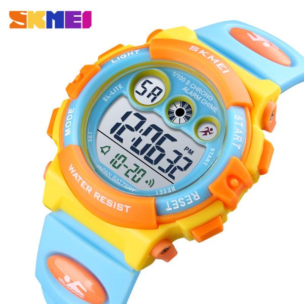 Đồng hồ trẻ em SKMEI LED Chống Nước 50M Đồng hồ bé trai 51 bán chạy