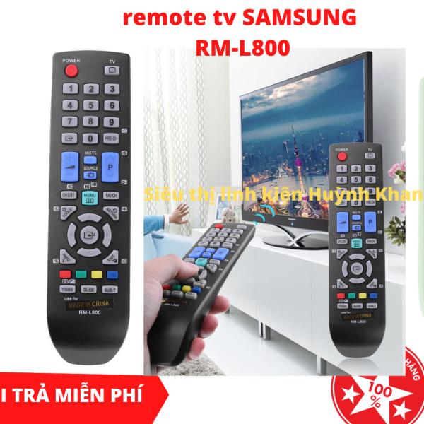 Bảng giá REMOTE TV SAMSUNG RM-L800
