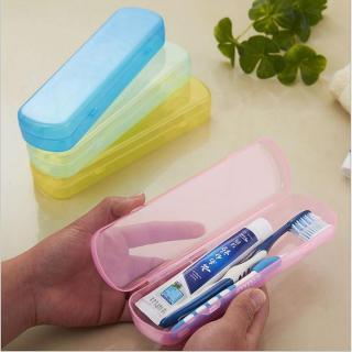 Hộp đựng bàn chải đánh răng và kem đánh răng du lịch tiện lợi - DMA store thumbnail
