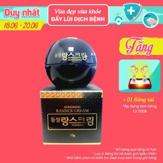 Kem nam tan nhang và dưỡng trắng da mặt VIP – Kem DongSung Rannce Cream 10g – Mỹ phẩm Blooming