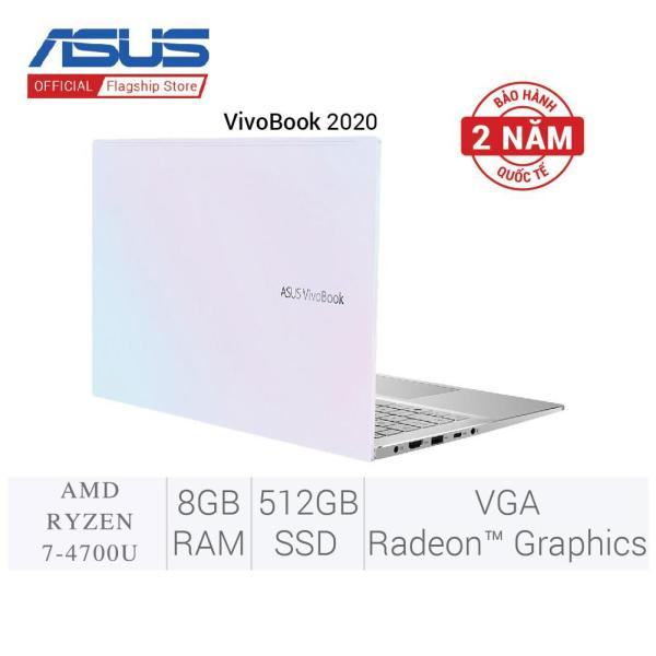 Bảng giá Laptop ASUS VivoBook M433IA-EB470T/R7-4700U /8GB /512GB /AMD Radeon Graphics /14 FHD /Win 10 Phong Vũ