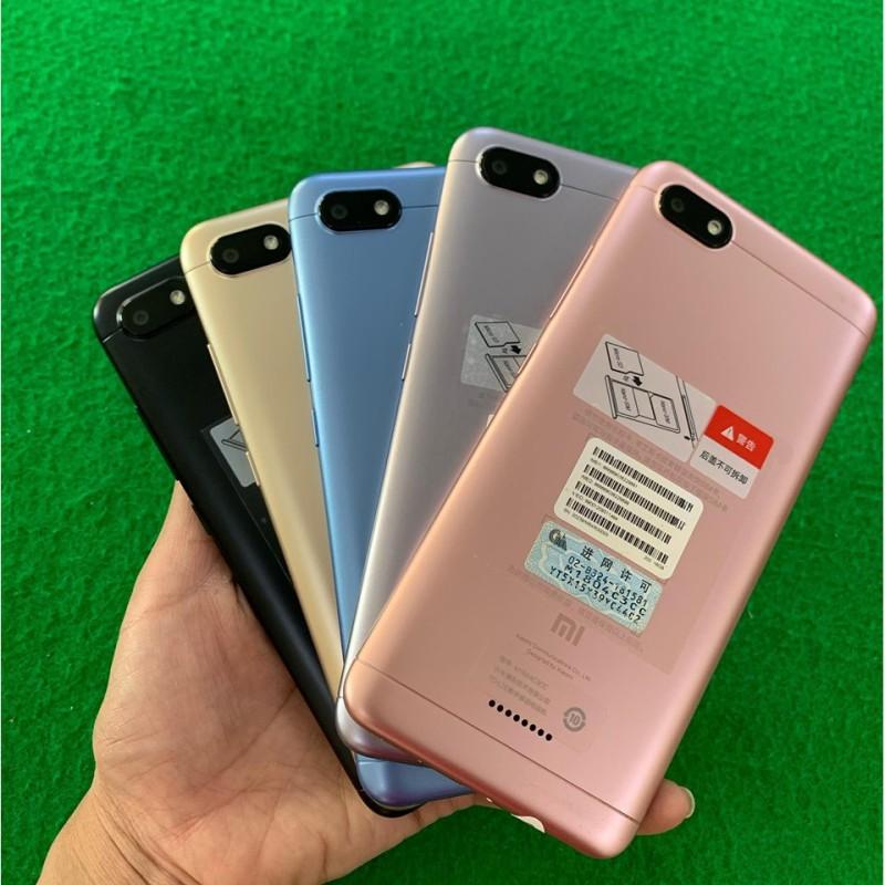 Điện thoại Xiaomi Redmi 6A Ram 2GB, ROM 16GB Mới 98 - 99%