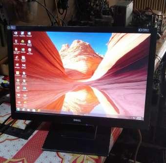 màn hình dell lcd 19in chữ nhật còn đẹp máu sắc tươi sáng rất đẹp,có tích hợp sẵn loa âm thanh,có cổng dvi và vga.