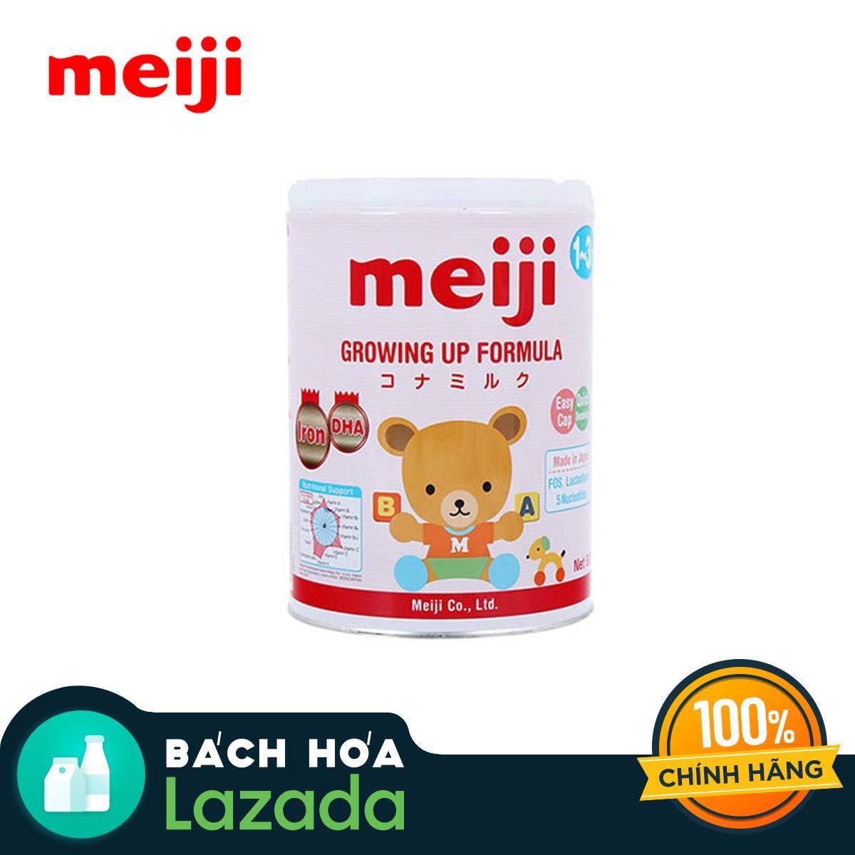 Sữa bột Meiji Growing Up Formula dành cho trẻ từ...
