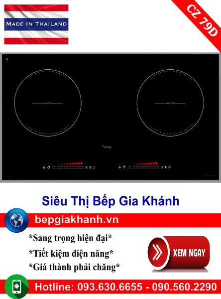 Bếp từ đôi Canzy CZ 79D nhập khẩu Thái Lan, bếp từ, bếp điện từ, bếp từ đôi, bếp điện từ đôi, bếp từ giá rẻ, bếp điện từ giá rẻ, bếp từ đơn, bep tu don, bep tu