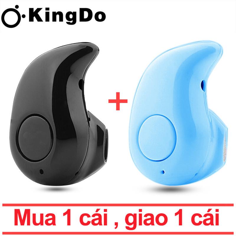[Mua 1 tặng 1] Tai nghe bluetooth không dây mini S530 bluetooth 4.0 kết nối điện thoại, nghe nhạc đàm thoại