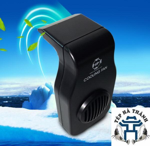 Quạt làm mát nước AquaWorld G-050-B dùng cho bể thủy sinh