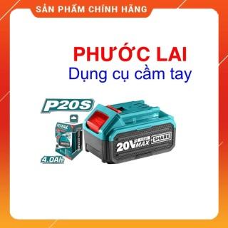 Pin Lithium-Ion Total 20V 4.0Ah TFBLI2002 thumbnail