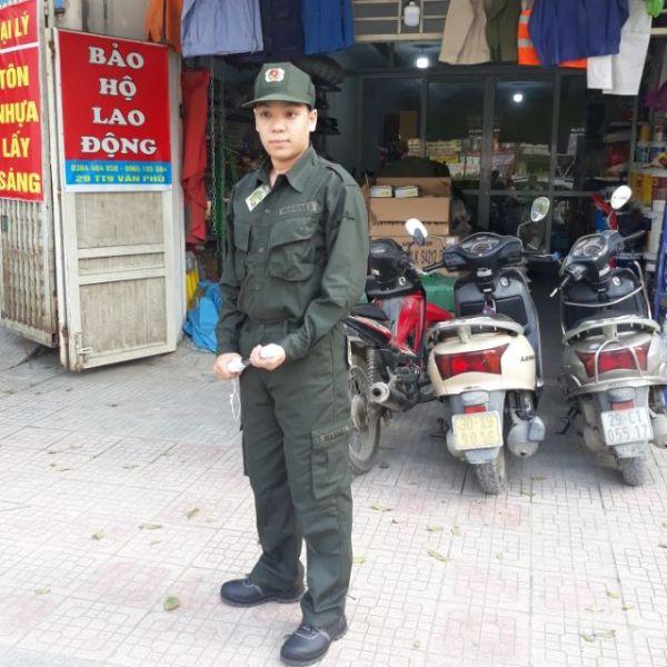 Bộ quần áo lính ngụy hàng đẹp