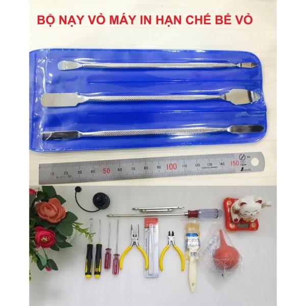 Bảng giá Bộ đồ nghề nạp mực máy in sửa chữa máy in dành cho anh em kỹ thuật Phong Vũ