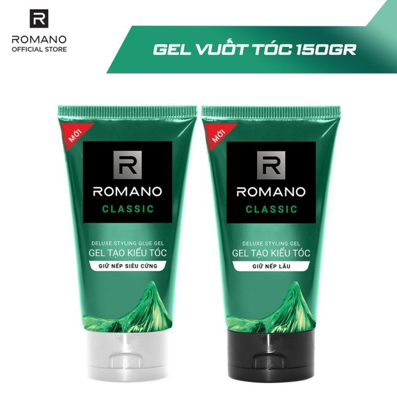 Gel tạo kiểu tóc cao cấp Romano giá rẻ