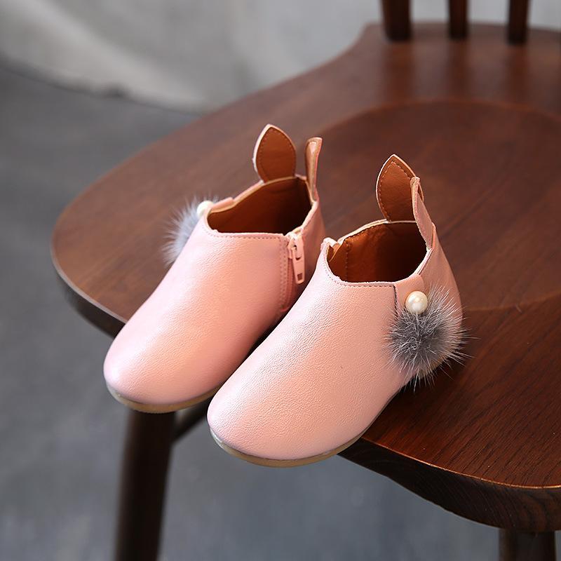 Giá bán [SALE 50%] Giày bé gái - giay be gai - giày bốt bé gái - giay cho be gai - giày trẻ em - giay dep tre em - Giày cao cổ cho bé gái