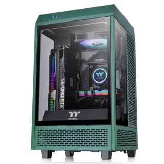 Vỏ Case Thermaltake Tower 100 TG Racing Green thumbnail