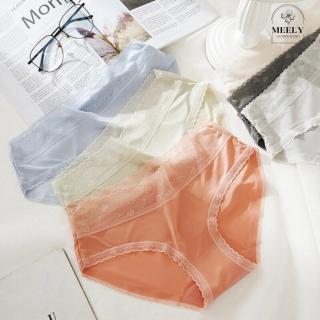 Quần lót nữ su lụa cap cấp, co dãn siêu tốt SANG MỀM,MƯỚT, PHÊ(1SET 5 QUẦN), Bigsize full size từ 40-70kg thumbnail