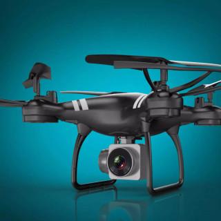 Flycam - Hướng Dẫn Chọn Mua Và Bảo Quản, TOP 3 Flycam Tốt Nhât Cho Dân Phượt Đi Du Lịch, Flycam Tầm Trung Đáng Mua Nhât 2021, Flycam Máy Bay Không Người Lái RCTOWN HJ14W, Máy Ảnh Full HD Để Chụp Ảnh Và Video Tuyệt Đẹp, BH 12 Tháng thumbnail