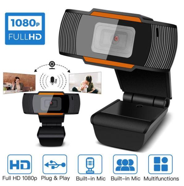 Bảng giá Webcam Máy Tính, Camera Có Mic 720P / 1080P Full HD - Học Online, Gọi Video Hình Ảnh Sắc Nét Phong Vũ