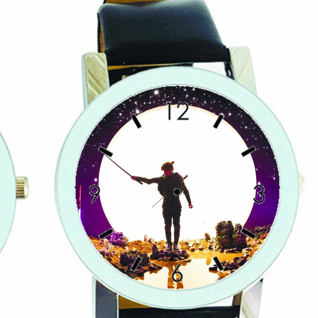 Mua Đồng hồ đeo tay in hình Jack J97 Hoa Hải Đường