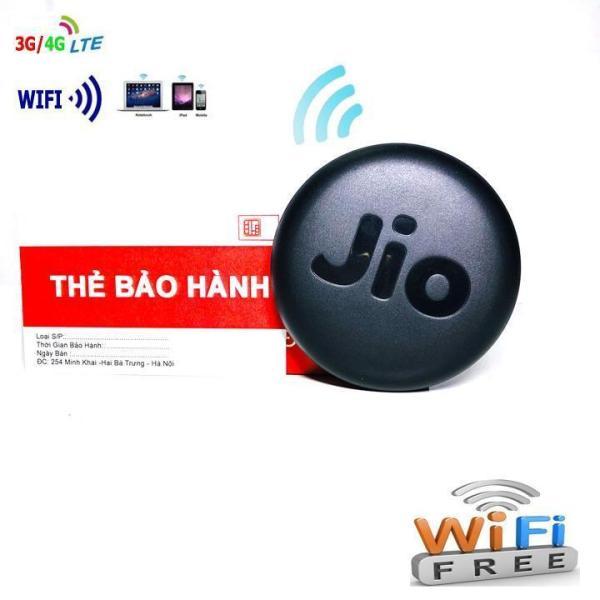 Bảng giá Wifi di động JIO - Phát wifi không dây chuẩn tốc độ Phong Vũ