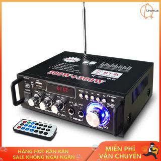 Amly karaoke, Âm ly giá rẻ, Amly Mini Bluetooth BT-298A phiên bản cao cấp, chức năng đa dạng, chống rú, rít, sẵn sàng khuếch đại mọi tín hiệu mà nó nhận được. Bảo Hành Uy Tín thumbnail