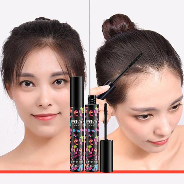 Chải tóc Mascara tạo kiểu tóc đẹp vuốt tóc con gọn vào nếp phụ kiện mini bỏ túi xách tiện dụng giá rẻ