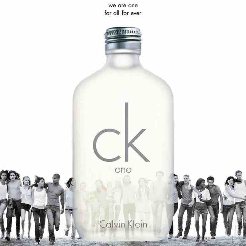 Nước hoa unisex nam nữ CK One 100ml EDT