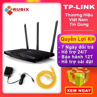 Bạn sẽ tiết kiệm được hơn 250k khi sử dụng bộ phát wifi TP-LINK 3 râu, cuc phat WiFi tplink 3 râu , tốc độ cao , cắm vào là dùng được ngay - Bảo hành 12 tháng. thumbnail