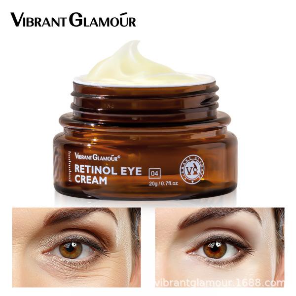 Kem Dưỡng Ẩm Mắt VG Retinol Giảm Quầng Thâm Mắt Bọng Mắt Dưỡng Ẩm Chống Nếp Nhăn Moisturizing Anti-aging Eye Cream Retion giá rẻ