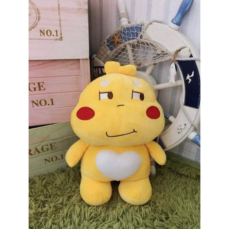 Gấu Bông Qoobee Agapi 20cm Biểu Cảm Siêu Cute Mk001 By Trúc Lâm Shop