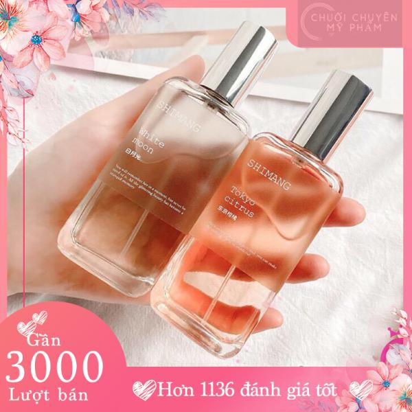 Xịt thơm toàn thân nước hoa BODY MIST SHIMANG mùi hương quyến rũ, sang trọng và đầy lôi cuốn nhập khẩu
