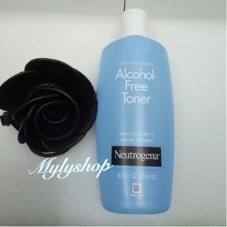 [HCM]Nước hoa hồng Neutrogena Alcohol Free Toner 250ml thumbnail
