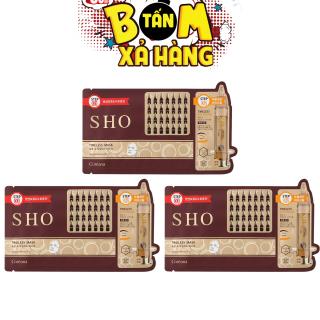 SET 3 GÓI Mặt nạ dưỡng da chống lão hóa RODIN SHO TIMELESS MASK 28.5ml gói , Shop BK-bestke thumbnail