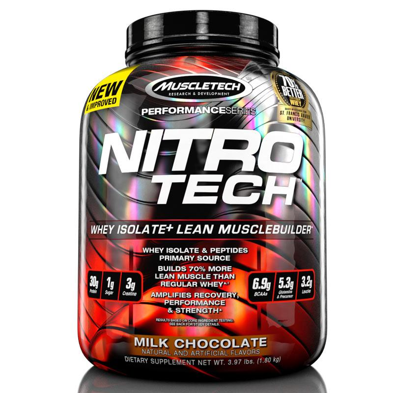 NITRO-TECH (4lbs)