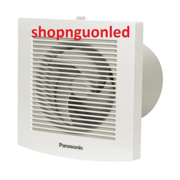 Quạt hút gắn tường (quạt hút thông gió) Panasonic FV-10EGS1/ FV-15EGS1, hay còn gọi là quạt hút âm tường, quạt hút đẩy mùi, Thương Hiệu 100 Năm Của Nhật, dùng cho nhà tắm, nhà bếp, phòng ngủ ..., mua giá rẻ tại shopnguonled.
