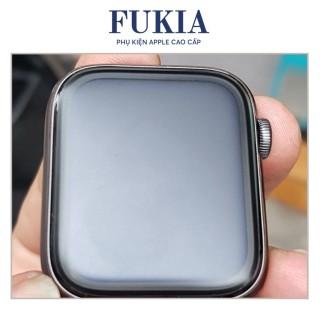 Dán Ppf Nhám Màn Hình Apple Watch Size 38 40 42 44 Chống Mồ Hôi Chống Vân Tay thumbnail